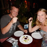 Our Weird Anniversary Celebration in Cambodia