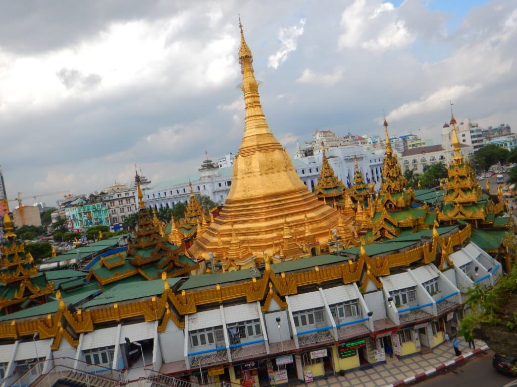 Cheap Accommodation Myanmar