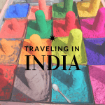 Traveling in India