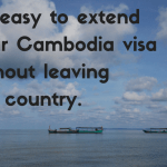 How to Extend a Cambodia Visa