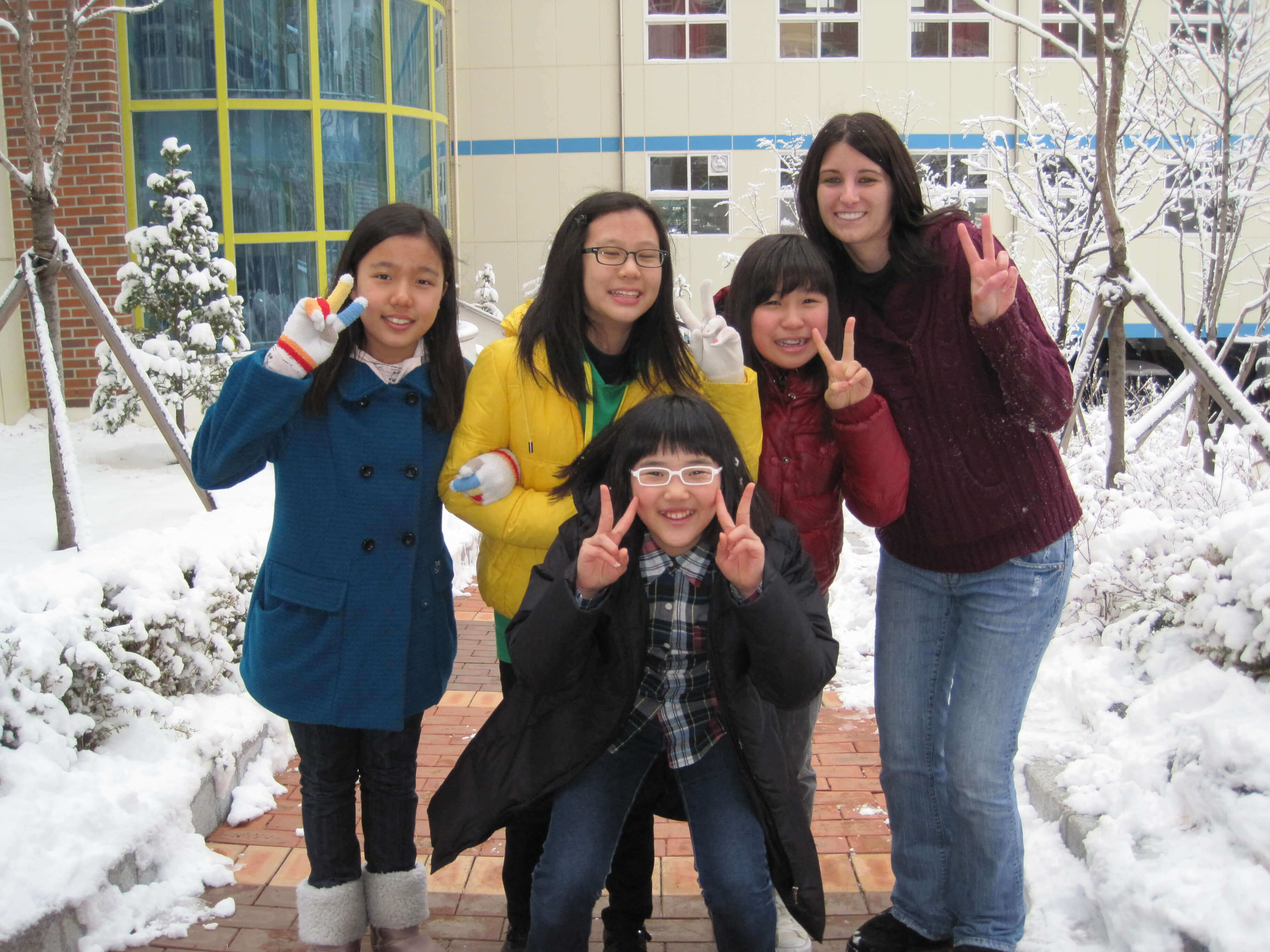 Teaching English in South Korea - Two Can Travel