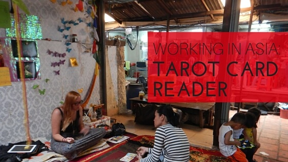 Tarot Card Reader in Phnom Penh
