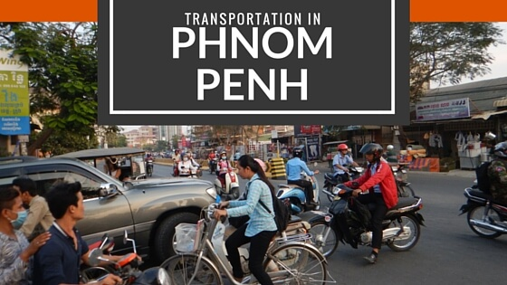 Transportation in Phnom Penh