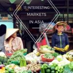 13 Interesting Markets in Asia