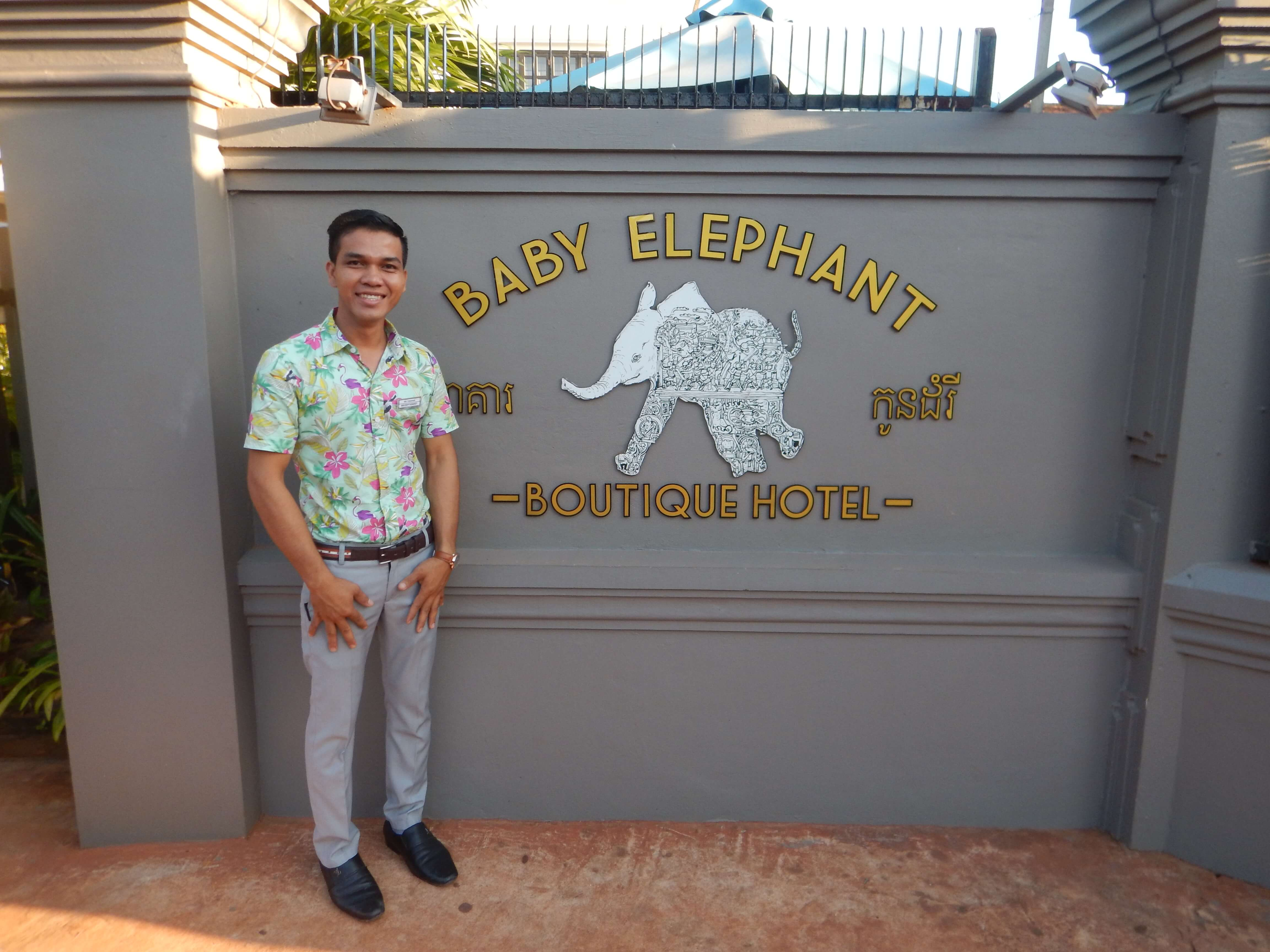 Baby Elephant Boutique Hotel Review