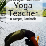 Working in Asia: Yoga Teacher