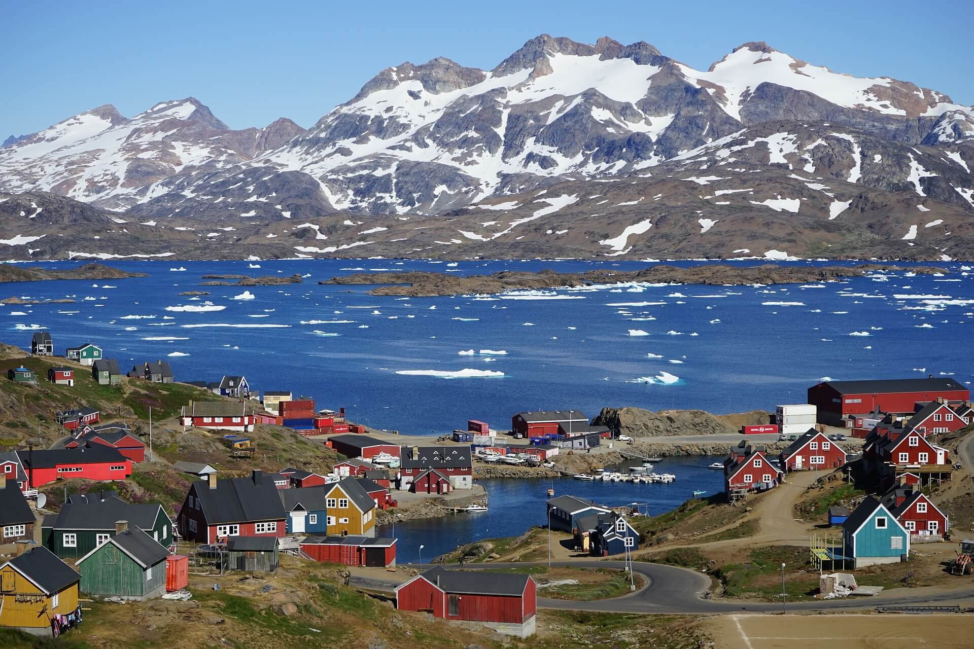 10 intriguing facts about greenland