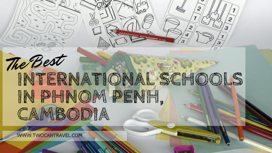 international schools in Phnom Penh, Cambodia