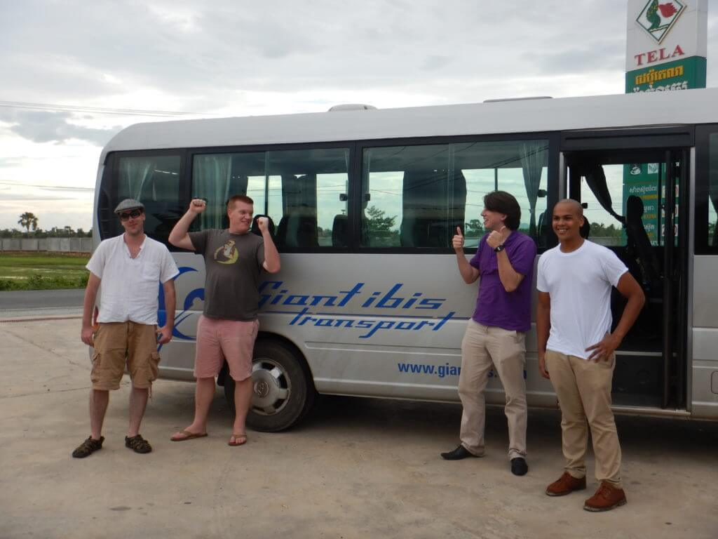 Best Bus Companies in Cambodia (2019) - Two Can Travel